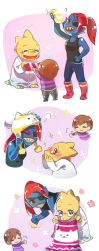 Undertale- gifts 03 by christon-clivef