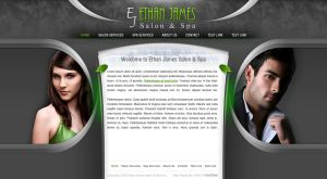 Ethan James Salon and Spa by rjm