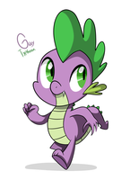 Running Spike by GrayTyphoon