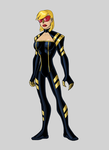 Black Canary Redesign by payno0