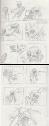 0ct Round 1: Pages 5 and 6 by Drick96