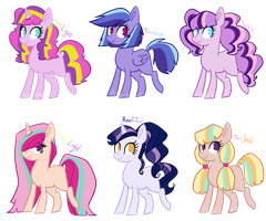 twilight sparkle ship adopts [CLOSED] by log-pose