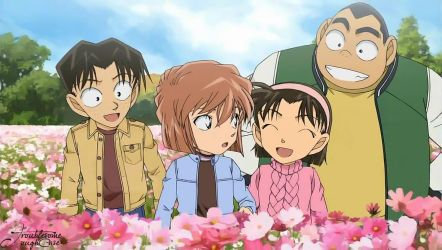 Detective Conan - Ai's Heart part 2 by JotunTheWriter