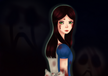 Alice Madness (Unclean Ver) by DarkBabsi