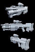 C10 Canister Rifle Untextured by SgtHK