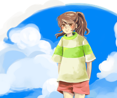 sen to chihiro by theskyis