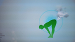 Wii Fit Dude: Funny Paused Moment by 4dojo