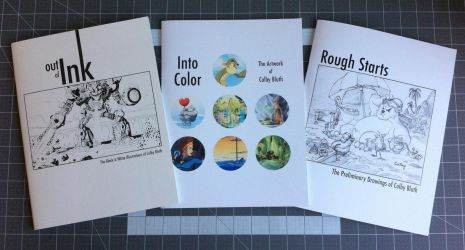 My Art Books by ColbyBluth