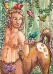 ACEO Yeyra by Phoeline
