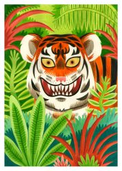 Tiger by Teagle