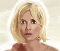 Charlize Theron by kazu3106