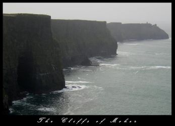 Ireland - The Cliffs of Moher by Quemaqua
