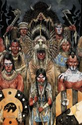 Manifest Destiny Cover 12 Colors by Shinolahead