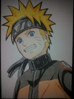 Naruto by Mirza91