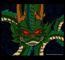 Shenron Animated-Reworked by darkly-shaded-shadow