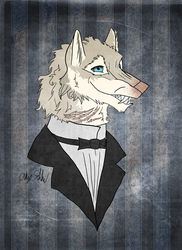 Dapper Gent by SquareZer0