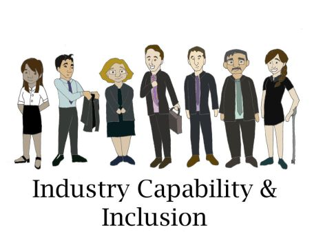 Industry Capability and Inclusion by toyas-world