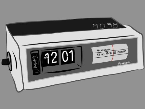 PanasonicClock by volvo1800