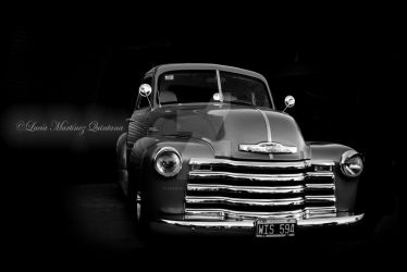 Pick Up Chevrolet by HorsEquinoS