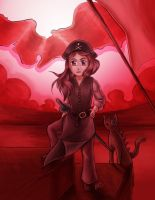 Red Flag by Laudanum-LDC