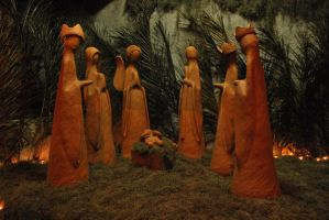 Nativity scene 1 by anjosarda