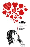 Bang, There Goes My Love Gun by under18carbon