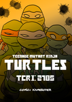TMNT TCRI 2105: Cover 2 by KameBoxer