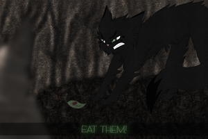 Eat them! by oddjelly