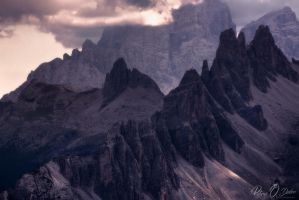 Saw mill @ Dolomites by Pod-Photography