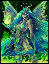 Queen Chrysalis by Amelie-ami-chan