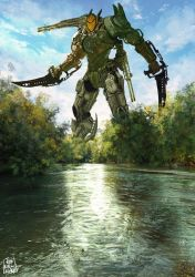 Pacific Rim - Eagle Rock by the-evil-legacy