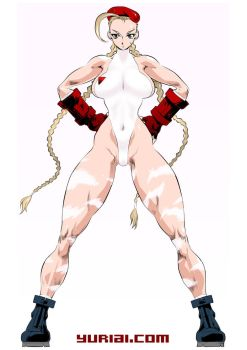 White Cammy c by yuriai-dA
