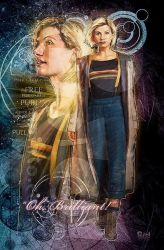 The 13th Doctor! by jonpinto