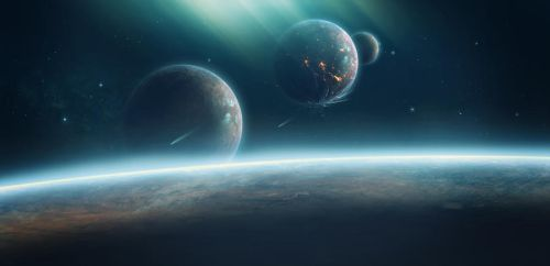 The Distant Future by charmedy