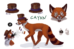 Cayan by Shenree
