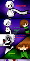 Chara's Party (2) Spanish by KiddoDrawsOficial