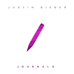 Justin Bieber - ''Journals'' - Fan Made Cover by MathildeOlesen