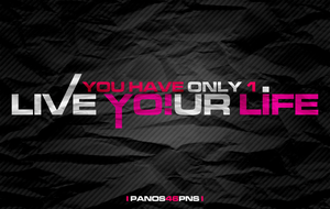 Live Your Life by panos46