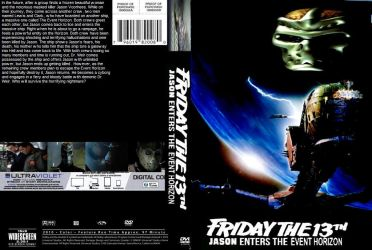 Friday the 13th Jason Enters the Event Horizon by SteveIrwinFan96
