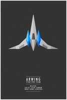 Arwing by WEAPONIX