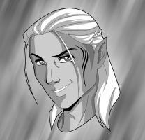 Zevran by Maloneyberry