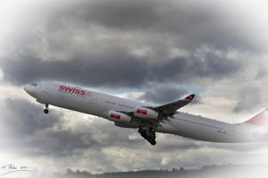 Swiss A340-300 HB-JMI by nicolahu