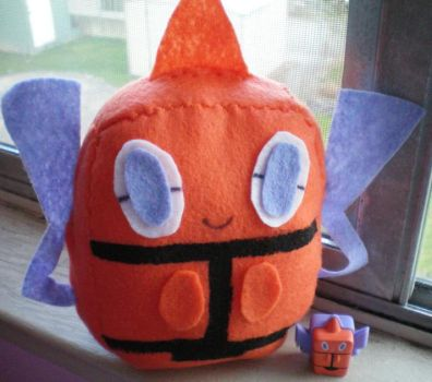 Rotom :D by oliveribbon