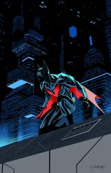 Batman Beyond by Dan-Mora