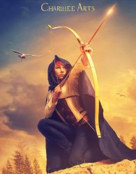The Archer! by CharllieeArts