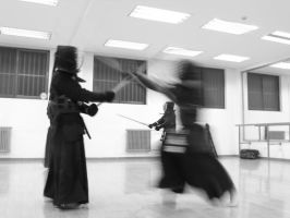 Kendo Time 5 by sylences