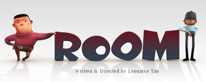 Room - 3D animated poster by leonuts