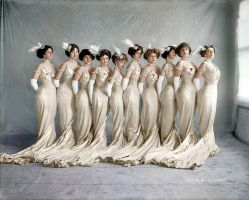 Vintage Beauties by klimbims