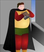 Obscurities Unearthed - The Red Tornado by MartmeisterPaladin