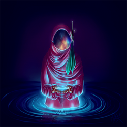 Inspired by Dua by Ark-illustrates